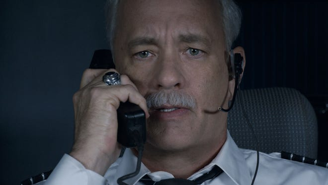 Tom Hanks played real-life pilot hero Chesley 'Sully' Sullenberger in 'Sully.'