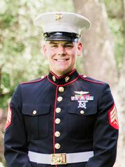 Marine Sgt. Owen Lennon, of Pomona.