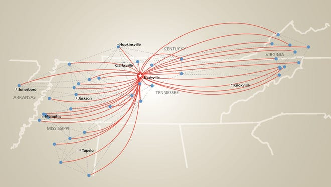 Vanderbilt University Medical Center is leading a push to bring independent hospitals from around the state under a single umbrella network that would reshape access to care around Tennessee.