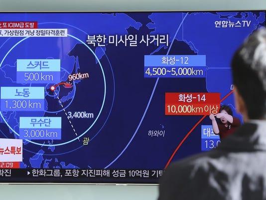 Trump Kim Summit Expendable ICBMs_