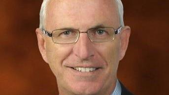 GE Aviation executive Paul McElhinney has left the Kenton County Airport Board.