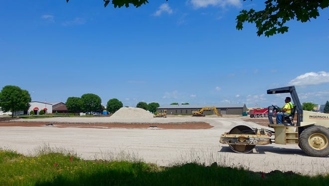 Holiday Automotive is expanding on Industrial Parkway in Fond du Lac.
