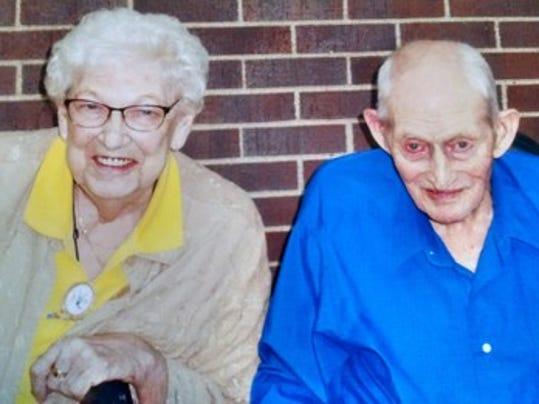 Anniversaries: Mick Dede & Wanda Dede
