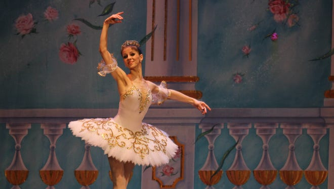 """The Moscow Ballet's """"Great Russian Nutcracker"""" makes its way to the Plaza Theatre in Downtown El Paso on Dec. 23-24."""
