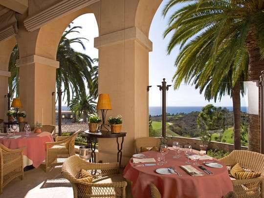 The Resort at Pelican Hill in Newport Beach, California
