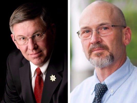 Putnam sheriff candidates