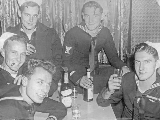 USS COBIA historic photo