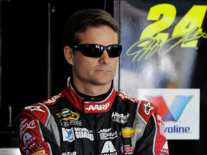 Jeff Gordon, born Aug. 4, 1971, is a four-time NASCAR