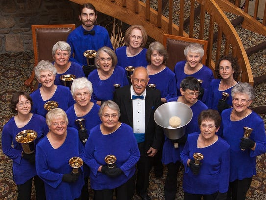 The Blue Ridge Ringers will be playing a series of