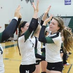 Novi's O'Leary, Cottrill reap more postseason volleyball honors
