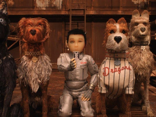 Film Review Isle of Dogs