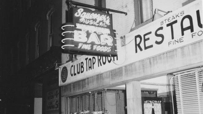Squeezer's Musical Bar on State Street was open from the mid-1940s through the mid-1950s.