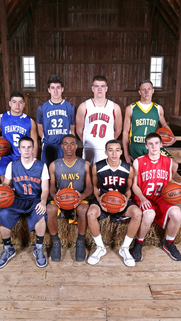 Area boys basketball stars for the J&C Hoops Classic.