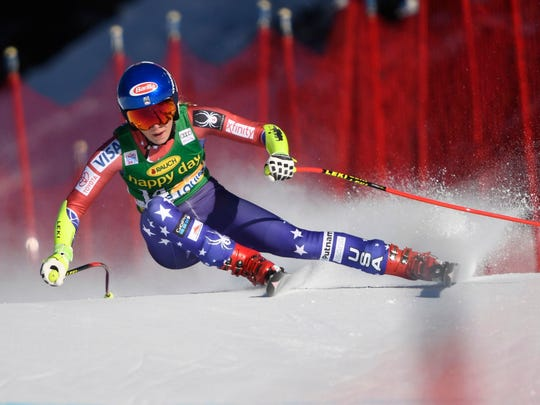 Alpine Skiing: 2017 Lake Louise Audi FIS Skiing Ladies Super G
