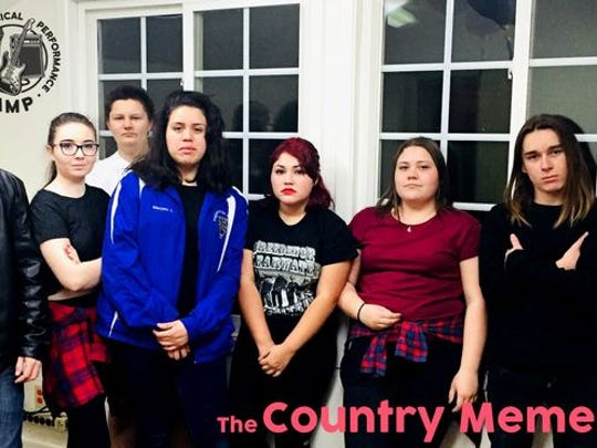 The Country Meme is an AMP band that will peform during