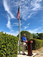 Mayor Randy Henderson declared May 19, 2018 as Oakridge Cemetery Day in the City of Fort Myers.