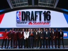 Go through the gallery to see grades for all 30 first-round picks of the NBA draft by James Hawkins of The Detroit News.