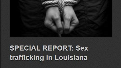 The Times ran a series about sex trafficking in May