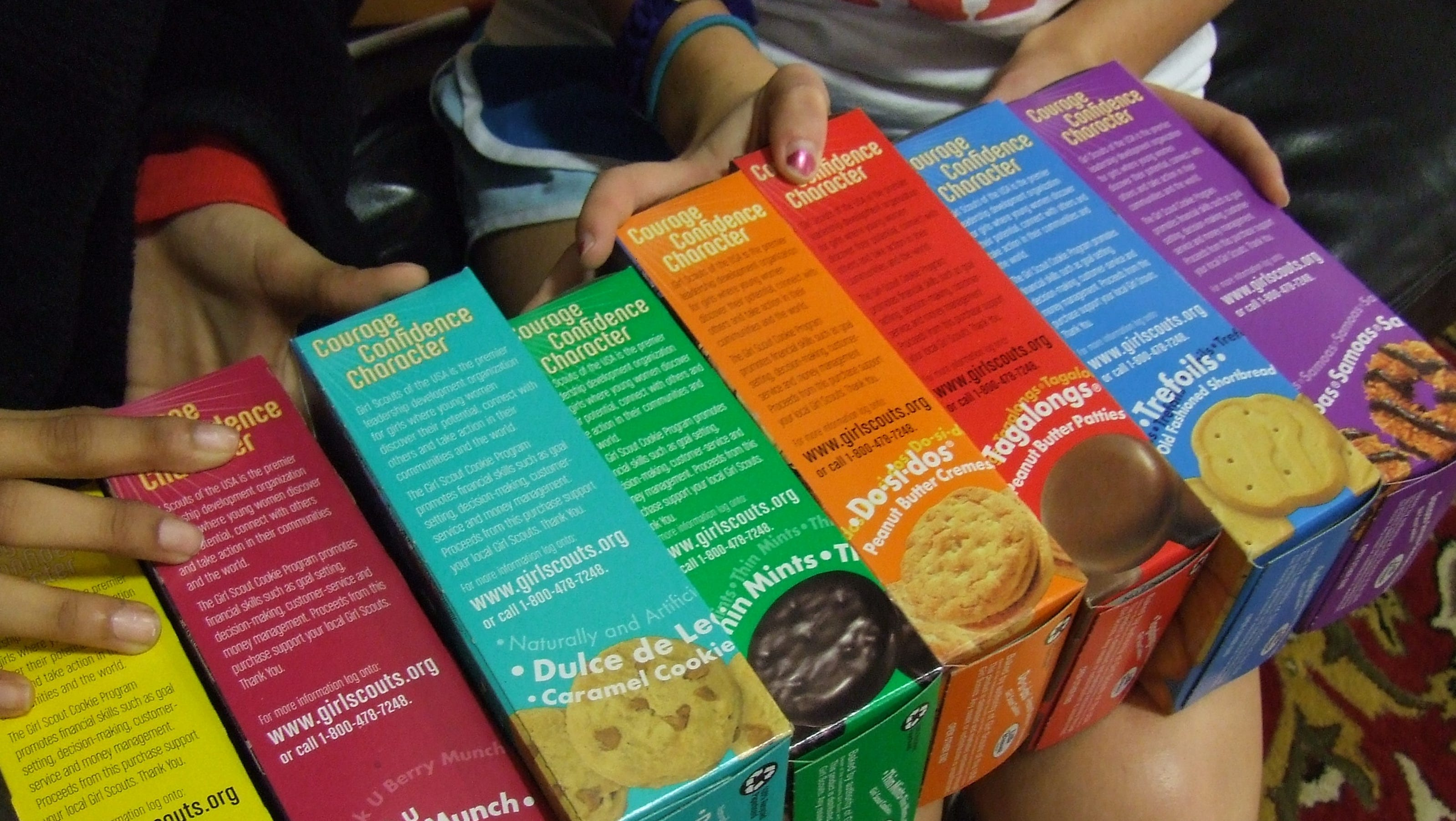 girl scouts rushing to sell thousands of unsold cookies