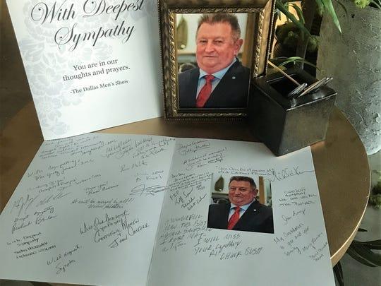 Donald Usie, 71, owner of Partner's Ltd., passed away on Jul. 19.