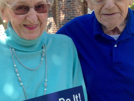 'Greatest generation' is fading, but it's still got choice words for our own