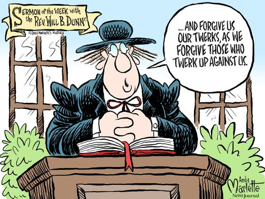 marlette muslim Editorial cartoonist and kudzu comic-strip creator doug marlette died  marlette: ' the muslim cartoon controversy exposed an absence of.