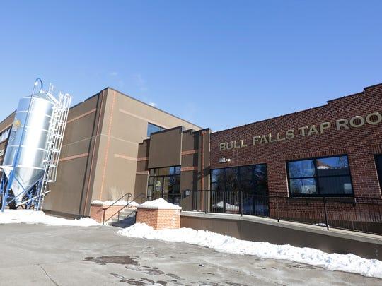 Bull Falls Brewery company in Wausau.