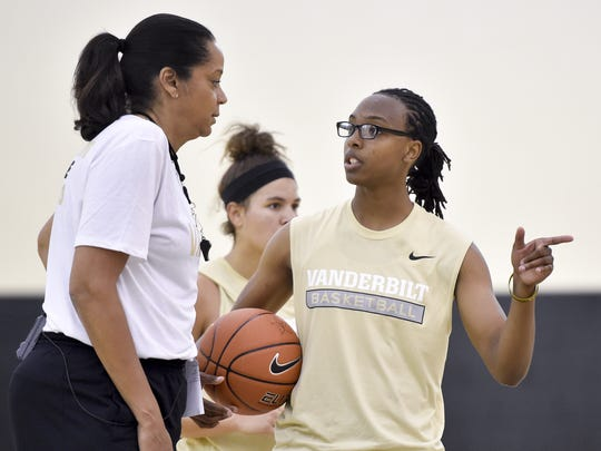 Vanderbilt women's basketball associate head coach
