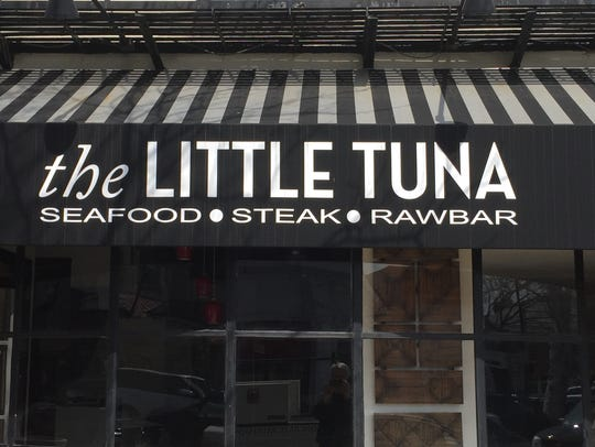 The Little Tuna, which recently left its Kings Highway