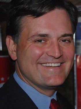 U.S. Rep. Luke Messer (R)