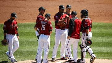 Game Day: Diamondbacks pitchers knocked around in loss to White Sox