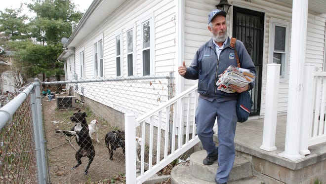 If you need to know just about anything in a small town the mailman, or woman, is the place to start. Just ask Stan Howard in Connersville who has 35 years on the streets there.