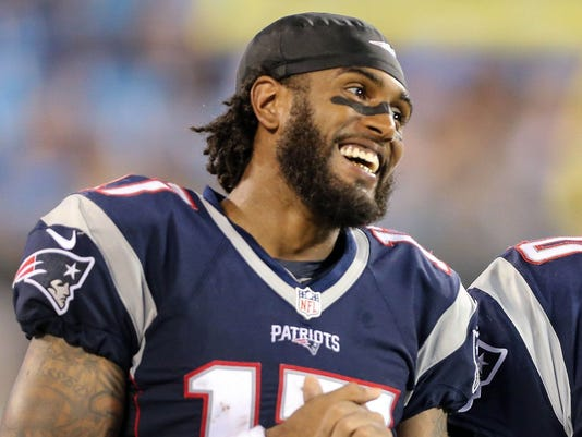 NFL: Preseason-New England Patriots at Carolina Panthers