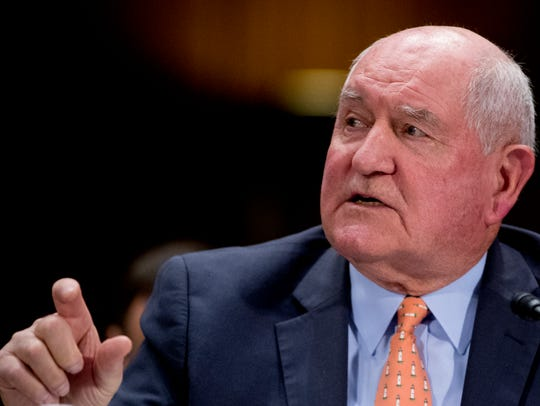 U.S. Secretary of Agriculture Sonny Perdue hailed Chairman Mike Conaway and the House Agriculture Committee for their diligence and hard work in passing the bill through the House of Representatives.