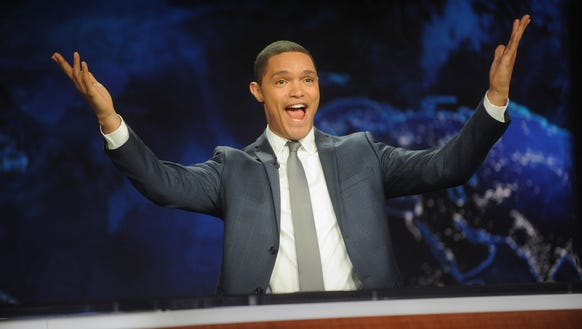 Trevor Noah half expects to open Twitter and learn