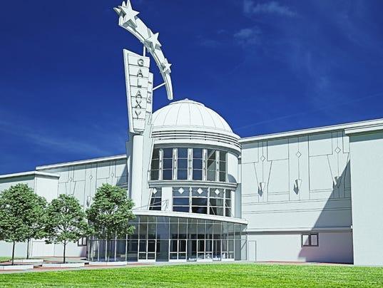 Victorian Square Cinema Galaxy Theatres