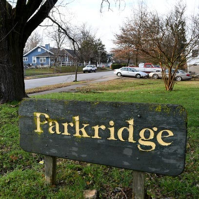 The Parkridge community in East Knoxville includes