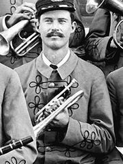 Lincoln Pierce, who played with Sousa's band.