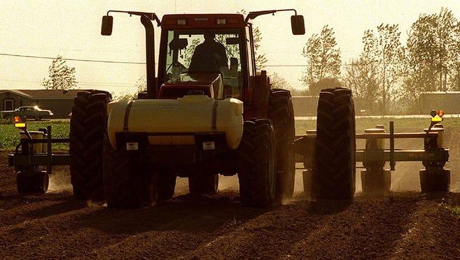 A Mississippi farmer