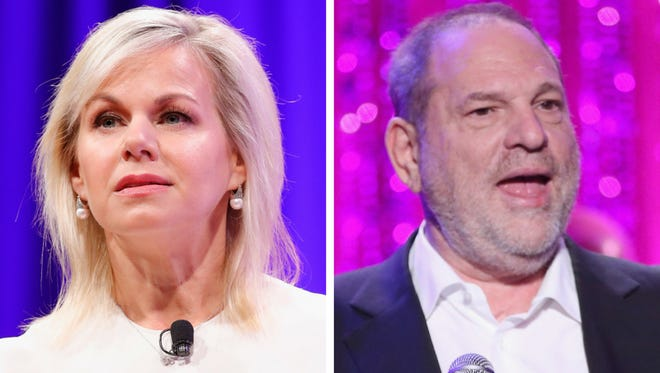 Gretchen Carlson says the Harvey Weinstein allegations may be the tipping point for changing the cycle of sexual harassment.