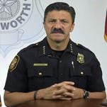 Fort Worth police Chief Jeff Halstead used YouTube to issue a video apology to members of his department who had been subject to harassment.