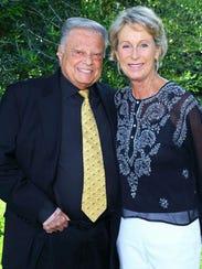 Harold Matzner and Shellie Reade.