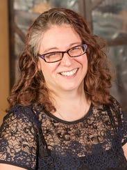 Monica Parkes, candidate for 1st District Alderman