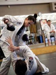 Training at Mossey academy