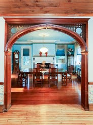 This stately Victorian has been admired by all for