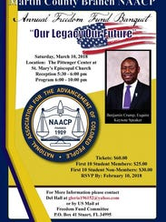 Civil Rights attorney Benjamin Crump, founder of the