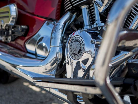 Twisted Road has about 600 bikes for rent, including