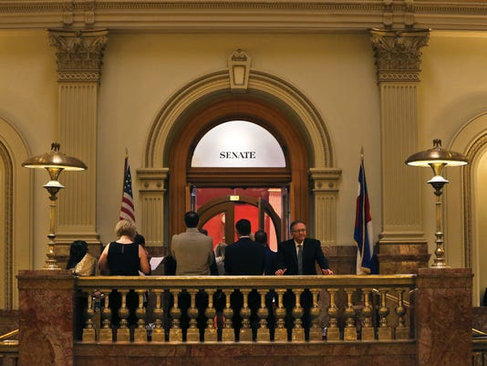 Colorado Legislature Last Day