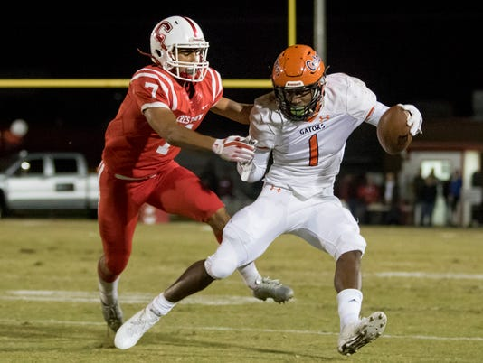 Escambia vs Crestview playoff football