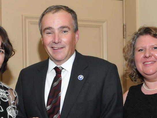 Jessica Tomkins, Commissioner Wirths, Elizabeth Gloeggler.jpg